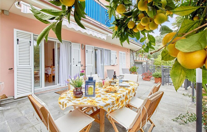 2 Zimmer Unterkunft in Dolcedo -IM-, holiday rental in Prela