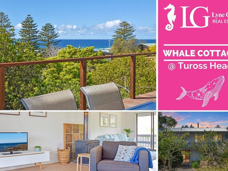 Whale Cottage * Tuross Head, location de vacances à Potato Point