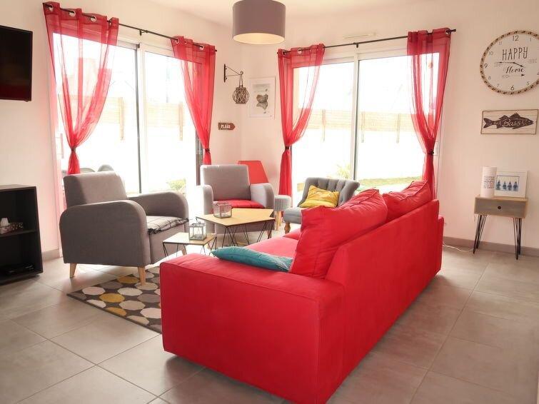 Ferienhaus L'Hippocampe (PLC252) in Plouescat - 8 Personen, 4 Schlafzimmer, casa vacanza a Plouescat