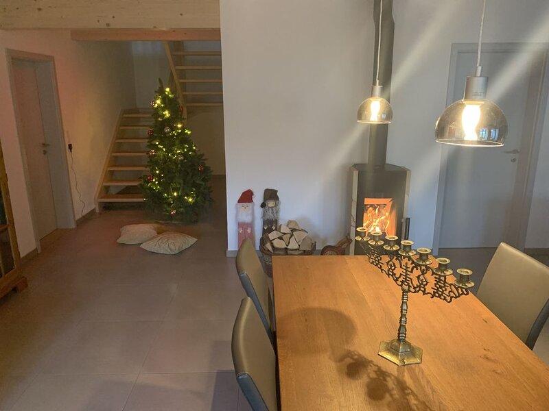 Magnifique Maison SANS SOUCI, vacation rental in Moutier