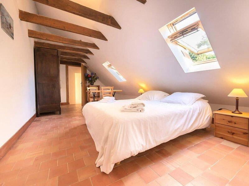 Domaine L'Orangerie de Lanniron***** - Studio Cosy 2 personnes, vacation rental in Quimper