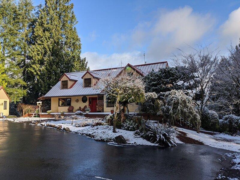 Mapleridge House: A BnB For All SEASONS!, aluguéis de temporada em Saint Helens