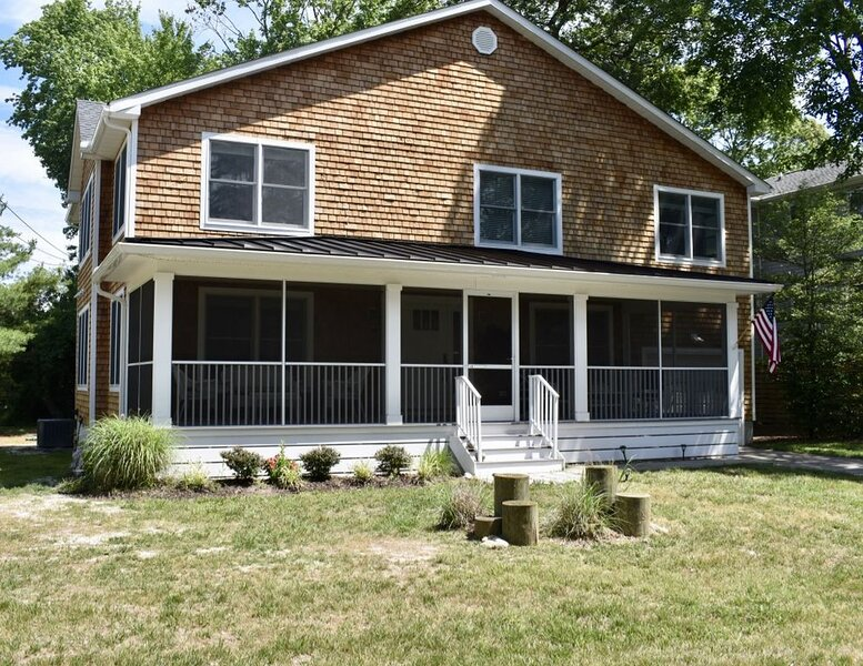 3 Blocks to beach and boardwalk - Newly remodeled in 2019!, holiday rental in Bethany Beach