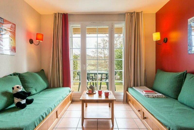 Résidence Pierre & Vacances Le Hameau du Lac - 2 pièces 4/5 personnes Standard, holiday rental in Marciac