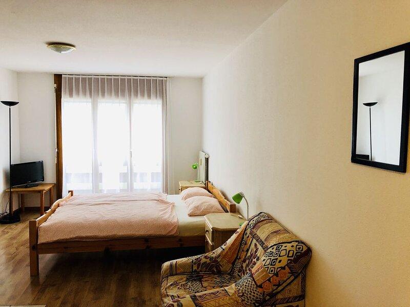 1er, Studio - 2 personnes #111#, holiday rental in Torgon