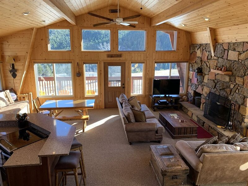 West Fork Haven just minutes from the lift, holiday rental in Red Lodge