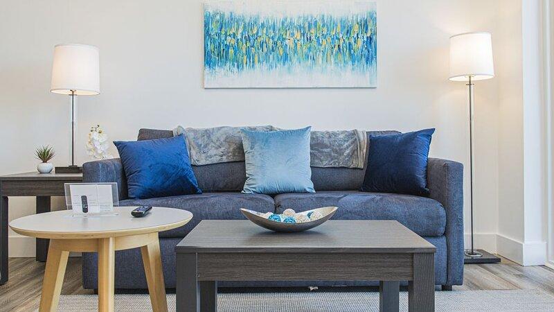 Barsala at Vida East   River City 2 Bedroom Apartment, vacation rental in Tuckahoe