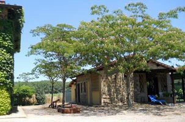 Ferienhaus Torgiano für 2 - 3 Personen mit 1 Schlafzimmer - Bauernhaus, location de vacances à Torgiano