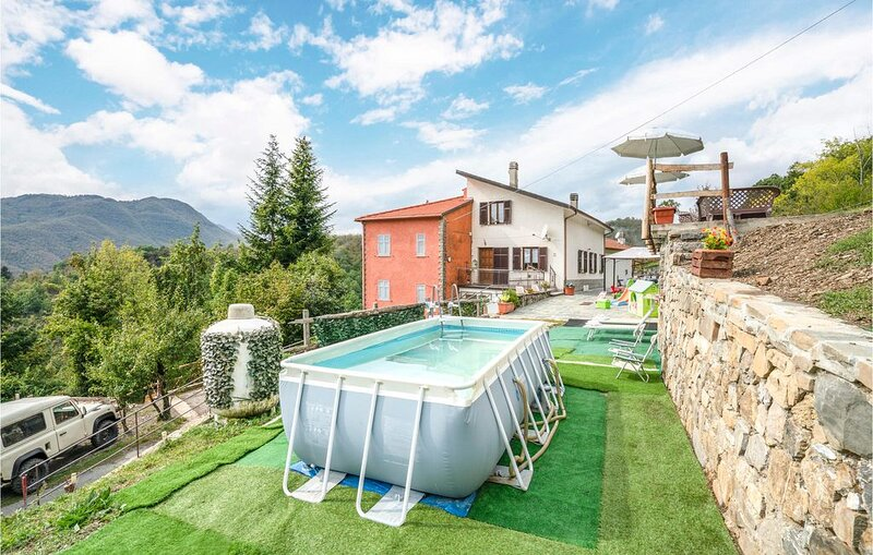 3 Zimmer Unterkunft in Varese Ligure  (SP), holiday rental in Tornolo