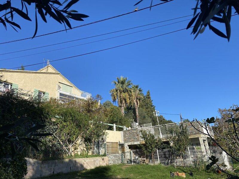 Dolce Notte, l'idéal pour des vacances à Bastia, casa vacanza a Ville-di-Pietrabugno