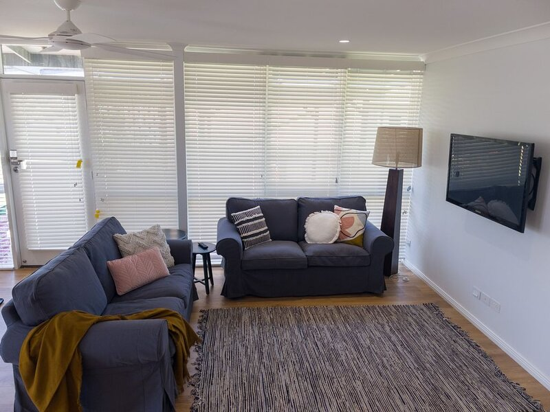 On Point * Vincentia, holiday rental in Hyams Beach