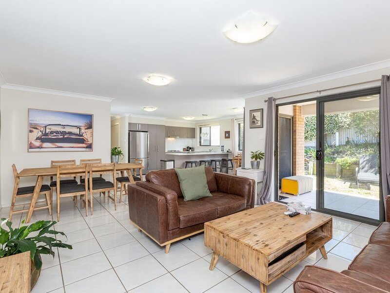 Stockton Sands Accommodation, location de vacances à New Lambton