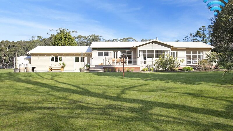 Newbury Haven - cosy & secluded country retreat, holiday rental in Bundanoon