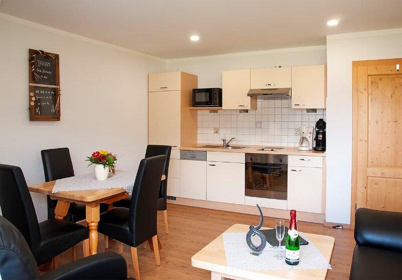 Gemütliche Ferienwohnung für 4 Personen im 'Lamer Winkel', holiday rental in Lohberg