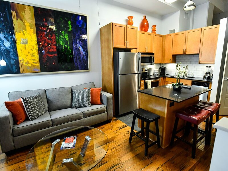 NolaALLThat Delight 11, vacation rental in New Orleans