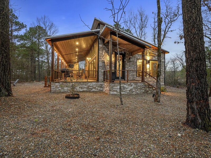 I Choose You-Luxury One bedroom Cabin., vacation rental in Hochatown