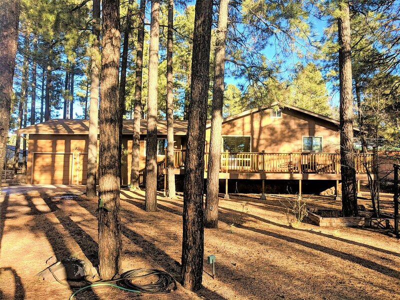 Pinetop Cabin 4bed/2bath, vacation rental in Pinetop-Lakeside