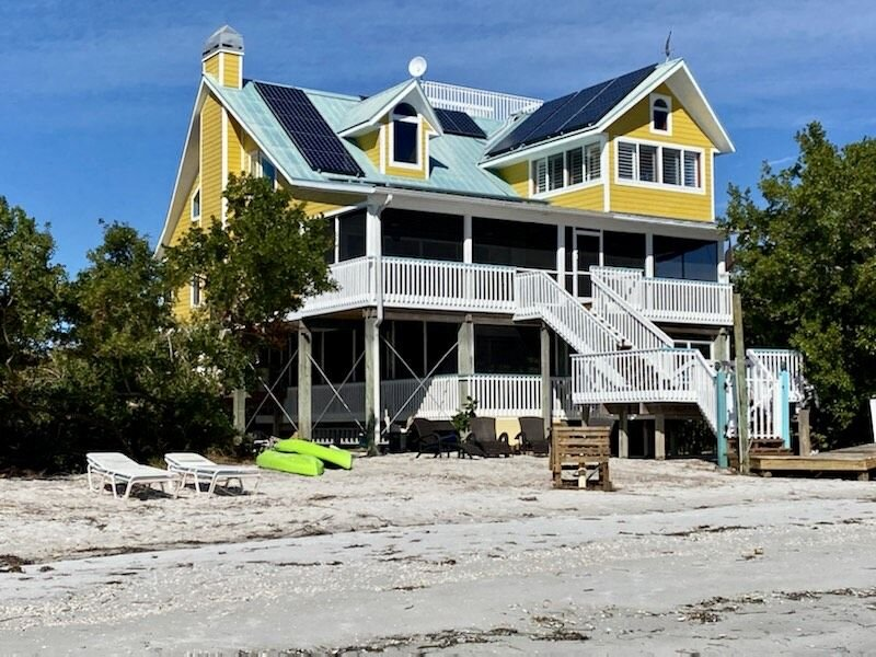 Remember When, Old Florida Beach House, holiday rental in Pineland