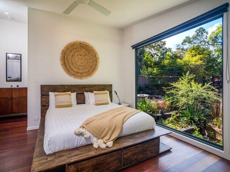 Tea Tree Villa Byron Bay, alquiler de vacaciones en Skinners Shoot