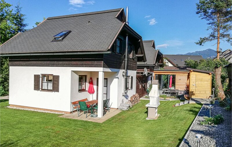 3 Zimmer Unterkunft in Feistritz im Rosental, holiday rental in Bodental