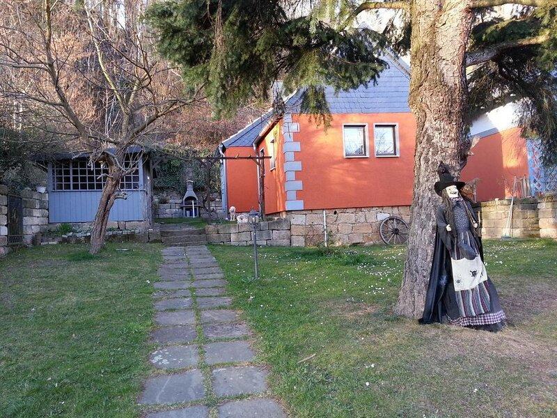 Ferienhaus Pirna für 1 - 6 Personen - Ferienhaus, holiday rental in Rathen