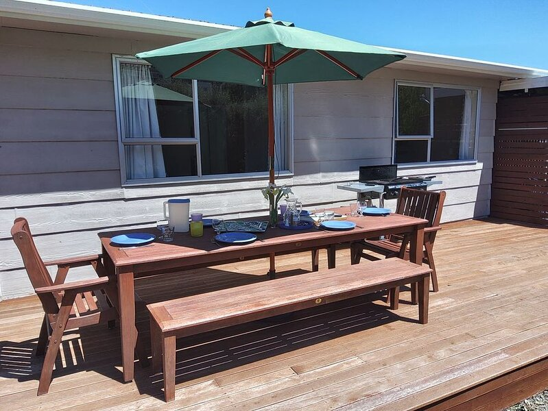 The Willow - Hanmer Springs Holiday Home, holiday rental in Culverden