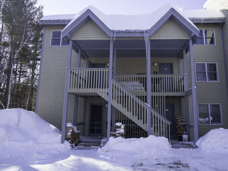 RENTED FOR 20-21 SKI SEASON!!  Cozy Condo at Mt. Abram Ski Area!, alquiler de vacaciones en Bryant Pond