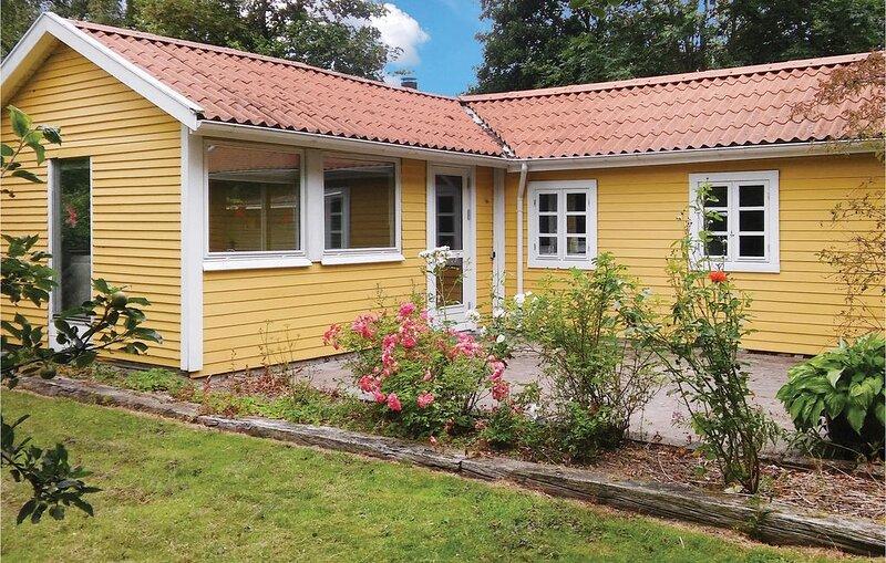 2 Zimmer Unterkunft in Jægerspris, aluguéis de temporada em Jaegerspris
