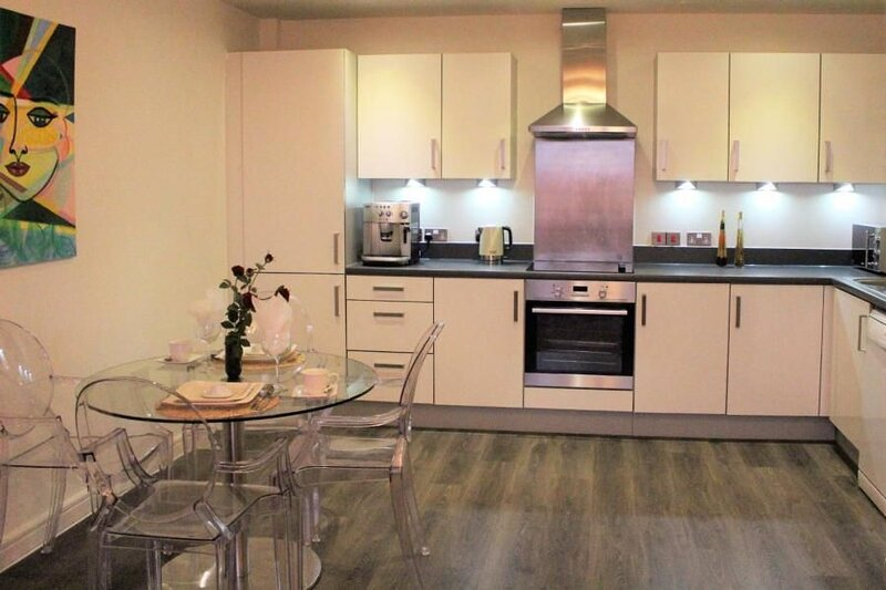 Ferienwohnung Maidenhead für 2 - 4 Personen mit 1 Schlafzimmer - Ferienwohnung, location de vacances à Waltham St Lawrence