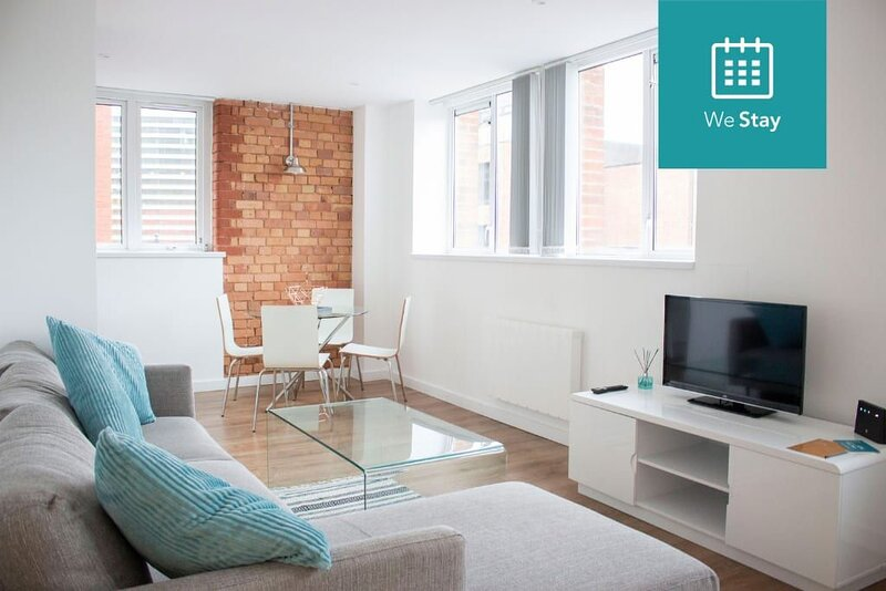 Beautifully Converted City Centre Apartment!, holiday rental in Woodhouse Eaves