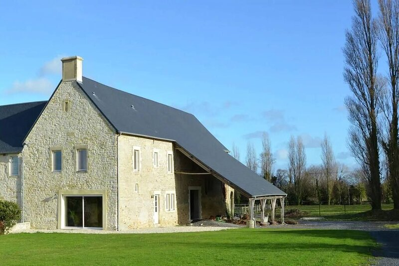 Le Pressoir : authentique ferme du Bessin, holiday rental in Longues-sur-Mer