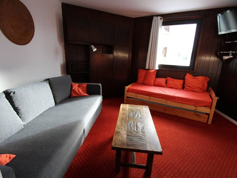 Nice studio for 3 people with a 2 rooms just next, holiday rental in Avoriaz
