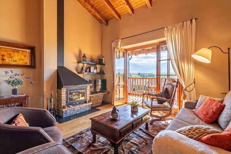Casa con encanto en la Cerdaña Francesa, location de vacances à Angoustrine
