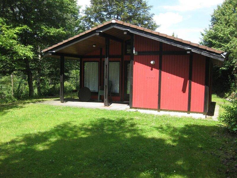 Ferienhaus Ronshausen für 1 - 5 Personen mit 2 Schlafzimmern - Ferienhaus, holiday rental in Alheim