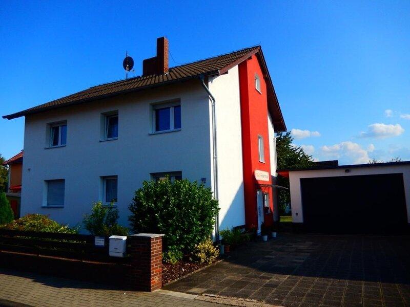 Ferienwohnung Nidderau für 1 - 6 Personen mit 2 Schlafzimmern - Ferienwohnung, holiday rental in Ober-Moerlen