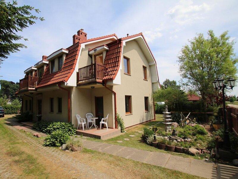 Ferienwohnung Rewal für 1 - 3 Personen mit 1 Schlafzimmer - Ferienwohnung, holiday rental in Niechorze