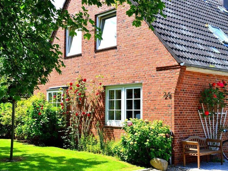 Ferienwohnung/App. für 5 Gäste mit 62m² in Utersum (109706), casa vacanza a Foehr