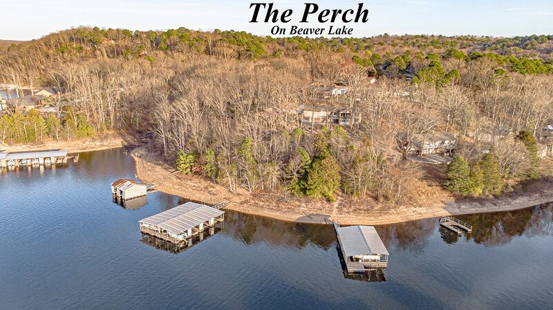 The Perch on Beaver Lake, holiday rental in Rogers