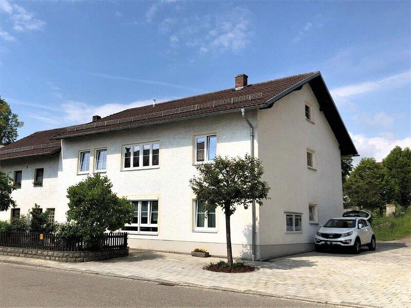 Ferienwohnung Zandt für 1 - 6 Personen mit 2 Schlafzimmern - Ferienwohnung, alquiler vacacional en Miltach