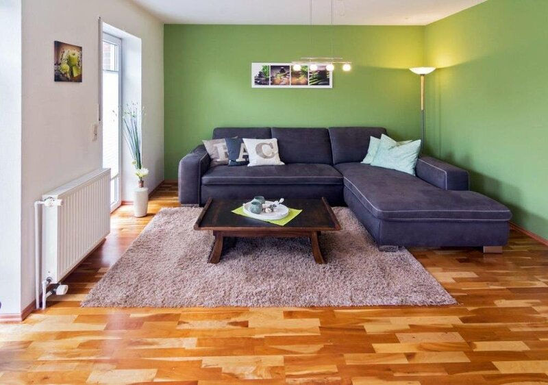 Ferienhaus Waterkant - bis 6 Personen mit Garten, vacation rental in Lutetsburg
