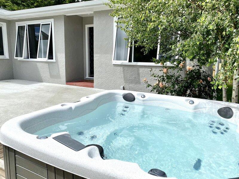 Mountain Magic - with an outdoor spa!, location de vacances à Manawatu-Wanganui Region