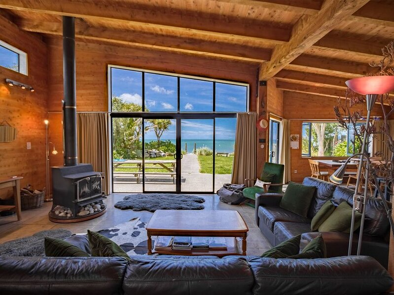 Mohua - Pakawau Holiday Home, vacation rental in Collingwood