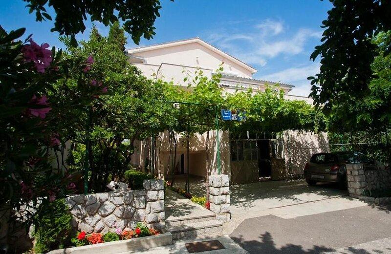 Ferienwohnung Krk (Stadt) für 2 - 3 Personen mit 1 Schlafzimmer - Ferienwohnung, casa vacanza a Baska