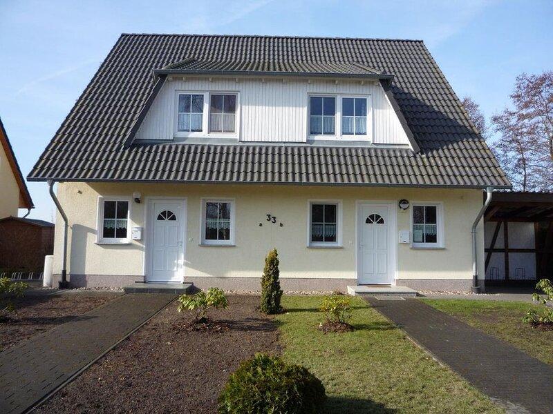 Ferienhaus Trassenheide für 1 - 6 Personen mit 2 Schlafzimmern - Ferienhaus, aluguéis de temporada em Trassenheide