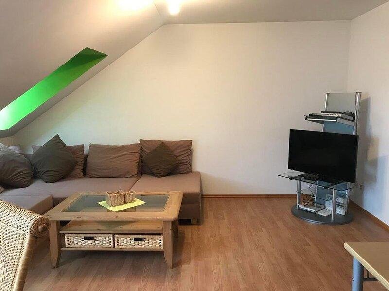 Ferienwohnung Kötzting für 1 - 3 Personen - Ferienwohnung, holiday rental in Blaibach