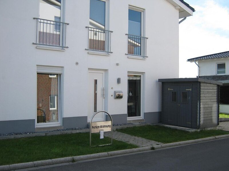 Apartment Nottuln for 2 persons with 1 bedroom - apartment in one or multi-fami, vacation rental in Muenster