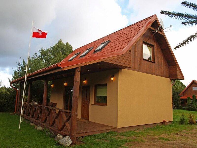 Ferienhaus Kopalino für 1 - 8 Personen - Ferienhaus, aluguéis de temporada em Sasino