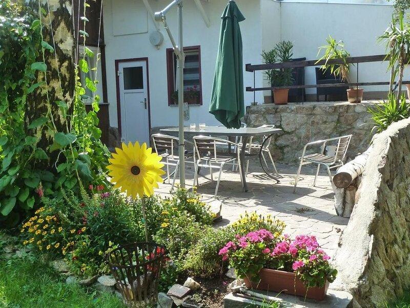 Ferienwohnung Crottendorf für 1 - 6 Personen - Ferienwohnung, vacation rental in Loucna pod Klinovcem