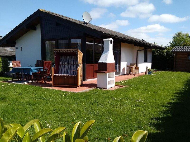 Ferienhaus Eckwarderhörne für 1 - 5 Personen - Ferienhaus, holiday rental in Tossens