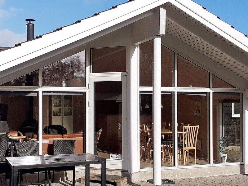 Luxurious Holiday Home in Ålbæk with Sauna, alquiler vacacional en Kandestederne